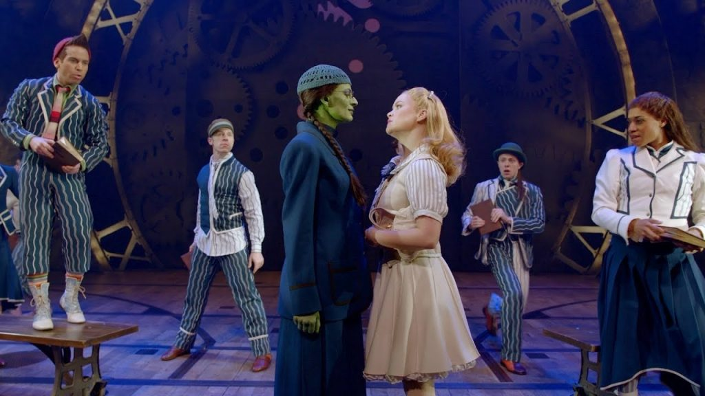 WICKED musical show